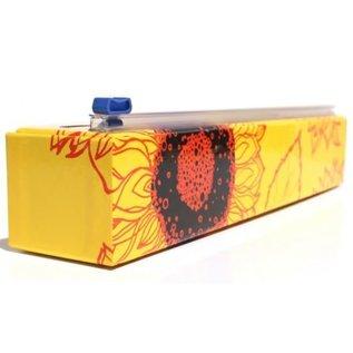 Chic Wrap Chic Wrap Plastic Wrap Dispenser Sunflower DISC