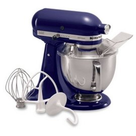 KitchenAid KitchenAid Stand Mixer Artisan 5 Quart Cobalt Blue KSM150PSBU