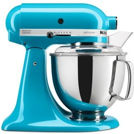 KitchenAid KitchenAid Stand Mixer Artisan 5 Quart Crystal Blue KSM150PSCL