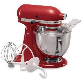 KitchenAid KitchenAid Stand Mixer Artisan 5 Quart Empire Red KSM150PSER