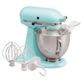KitchenAid KitchenAid Stand Mixer Artisan 5 Quart Ice KSM150PSIC