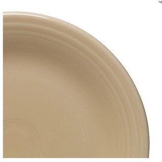 Fiesta Fiesta Dinner Plate 10.25 Inch Ivory