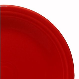 Fiesta Fiesta Dinner Plate 10.25 Inch Scarlet
