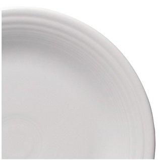 Fiesta Fiesta Dinner Plate 10.25 Inch White