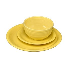 Fiesta Fiesta 3 Piece Place Setting Bistro Sunflower