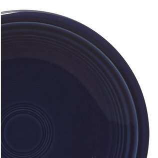 Fiesta Fiesta Salad Plate 7.25 in Cobalt DISCONTINUED