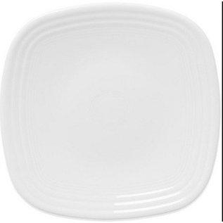 Fiesta Fiesta Square Luncheon Plate White
