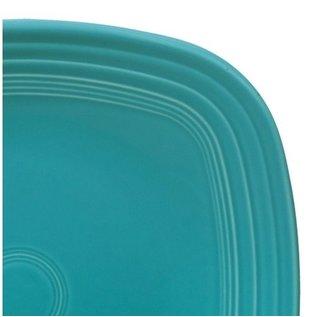 Fiesta Fiesta Square Salad Plate Turquoise