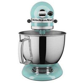 KitchenAid KitchenAid Stand Mixer Artisan 5 Quart Aqua Sky KSM150PSAQ