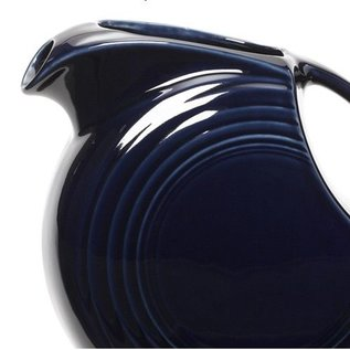 Fiesta Fiesta Large Disc Pitcher 67.25 oz Cobalt