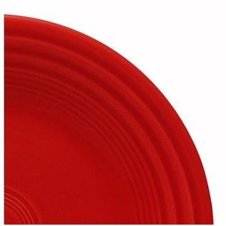 Fiesta Fiesta Luncheon Plate 9 inch Scarlet