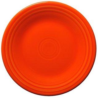 Fiesta Fiesta Luncheon Plate 9 inch poppy