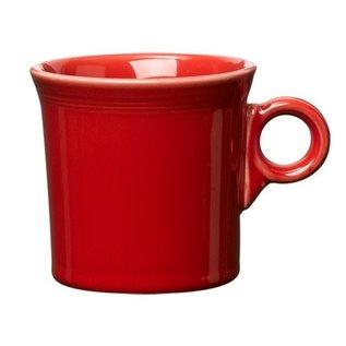 Fiesta Fiesta Mug 10.25 Oz Scarlet