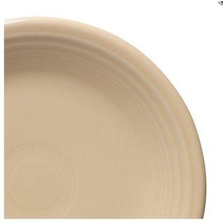 Fiesta Fiesta Salad Plate 7.25 in Ivory