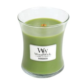 WoodWick Candle WoodWick Candle Medium Evergreen