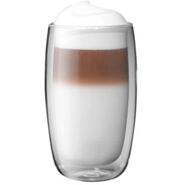 Zwilling J.A. Henckels ZWILLING Sorrento Double Wall Latte Glass 11.8oz Set of 2