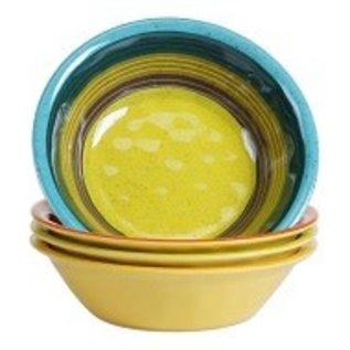 Certified International Certified International Sedona Melamine All Purpose Bowl 7.5x2 inch Assorted CLOSEOUT