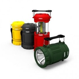 Alliance Sports Group NEBO Poppy Combination Lantern & Spotlight Assorted
