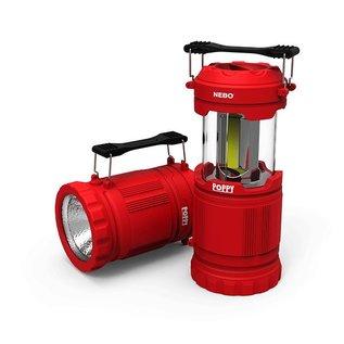 Alliance Sports Group NEBO Poppy Combination Lantern & Spotlight Assorted