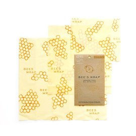 Bees Wrap Bee's Wrap ASSORTED 3 pack