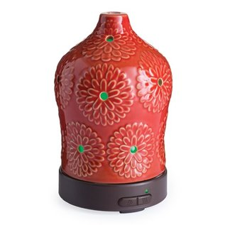 Candle Warmers, Etc. Candle Warmers Ultrasonic Essential Oil Diffuser Lotus