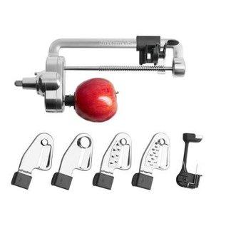 KitchenAid Kitchenaid Spiralizer with Peel-Core-Slice Attachment 5-Blade KSM1APC