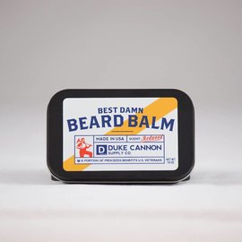 Duke Cannon Supply Co Duke Cannon Best Damn Beard Balm
