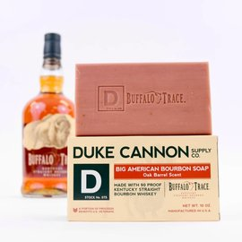 Duke Cannon Supply Co Duke Cannon Big American Bourbon Soap