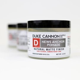 Duke Cannon Supply Co Duke Cannon News Anchor Pomade