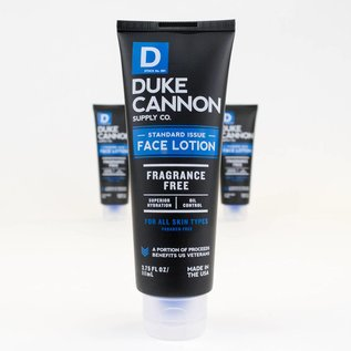 Duke Cannon Supply Co Duke Cannon Standard Issue Face Lotion