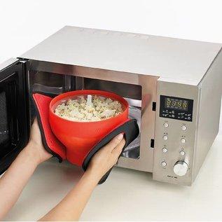 Lekue USA Lékué Microwave Popcorn Maker