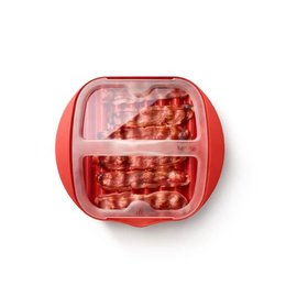 Lekue USA Lékué Microwave Bacon Cooker