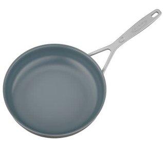 Demeyere Demeyere Industry Stainless Steel Ceramic Nonstick Fry Pan 9.5 inch
