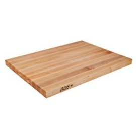 Boos Blocks(John Boos & Co.) Boos Block R-Board Reversible Cutting Board Maple 20 x 15 x 1.5 inch