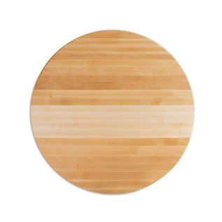Boos Blocks(John Boos & Co.) Boos Block R-Board Reversible Cutting Board Round Maple 18 x 1.5 inch