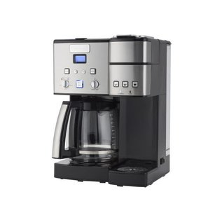 Cuisinart Cuisinart Coffee Center 12 Cup & Single Serve Brewer SS-15