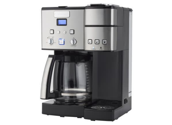06e5fe7ff06 Cuisinart Cuisinart Coffee Center 12 Cup   Single Serve Brewer SS-15 ...