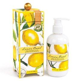 Michel Design Works Michel Design Works Hand Lotion Lemon Basil