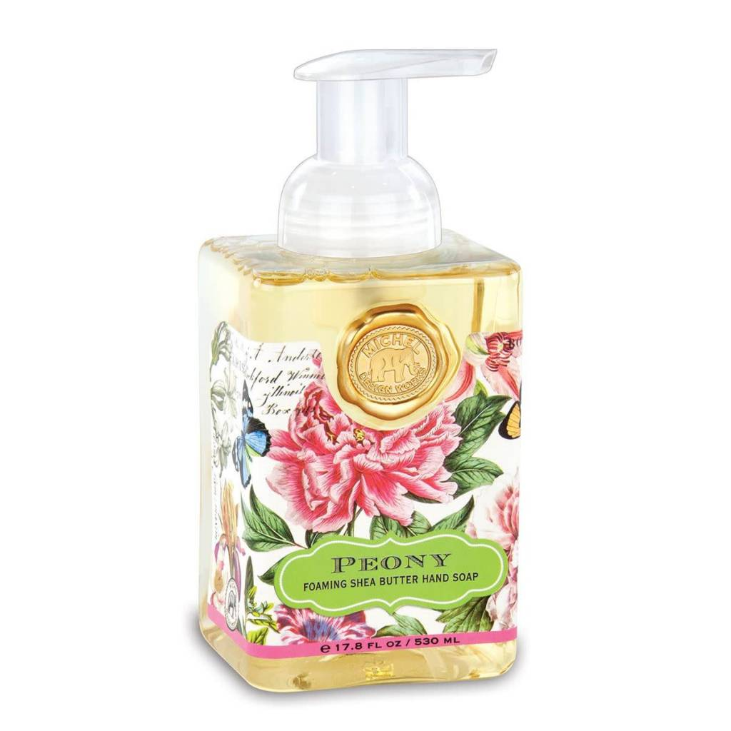 Michel Design Works Foaming Hand Soap Peony Murphys Department Store