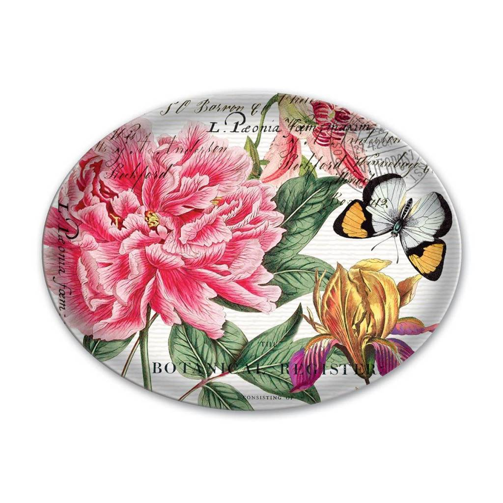 Michel Design Works Glass Soap Dish Peony Murphys Department Store