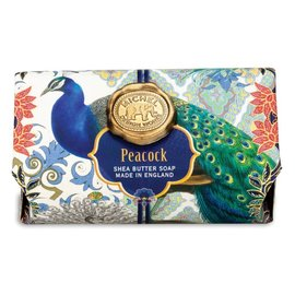 Michel Design Works Michel Design Works Bath Soap Bar Peacock