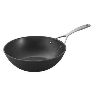 Demeyere Demeyere Alu Pro Aluminum Nonstick Wok Perfect Pan 3.2 Qt