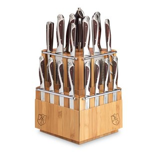Heritage Steel/Hammer Stahl Hammer Stahl Classic Cutlery Collection 21 Piece