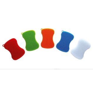 Kuhn Rikon Kuhn Rikon Stay Clean Silicone Scrubber Assorted