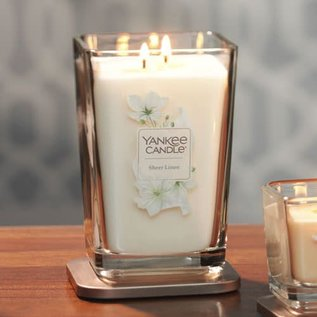 Yankee Candle Co. Yankee Candle Co. Elevation Collection Large Sheer Linen