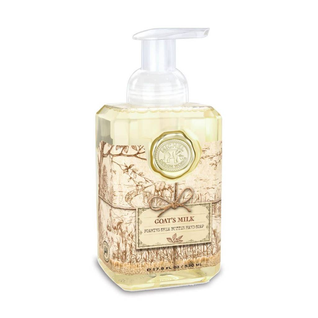 Michel Design Works Foaming Hand Soap Goats Milk Murphys