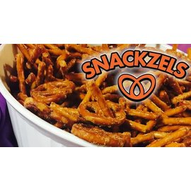 Snackzels Snackzels Spicy Flavored Pretzels MIO