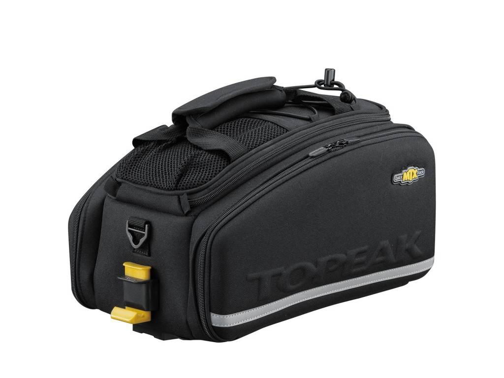 TOPEAK    TT9647B MTX EXP TRUNKBAG W/BOTTLE HOLDER BLK