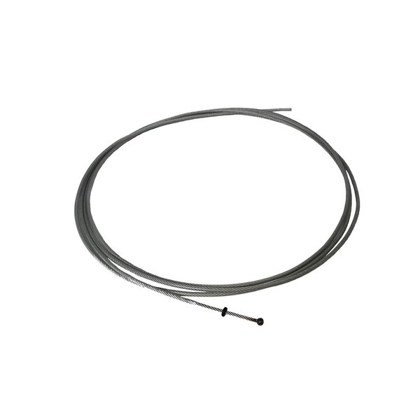 Trick Drums Coated Inner Cable for Predator Remote Hi Hat Stand; 3 ft