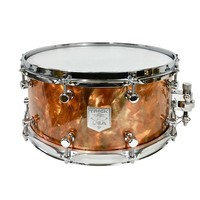 Trick Drums Scorched Copper 6.5x14 Snare Drum